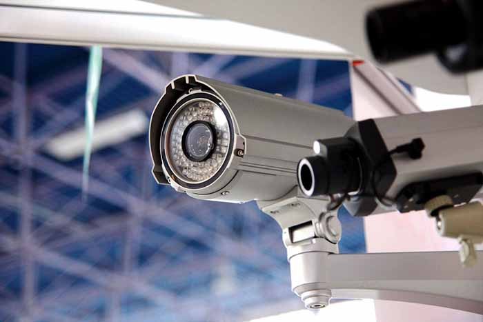Камеры для монтажа видеонаблюдения в офисе