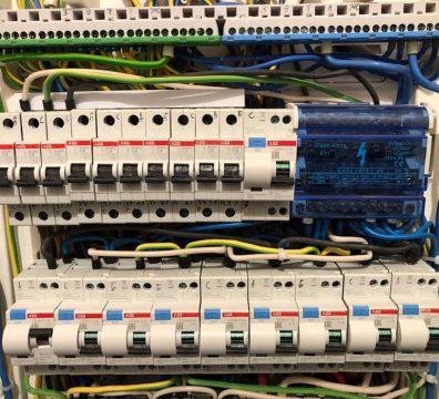 Электрика в частном доме - электрощит