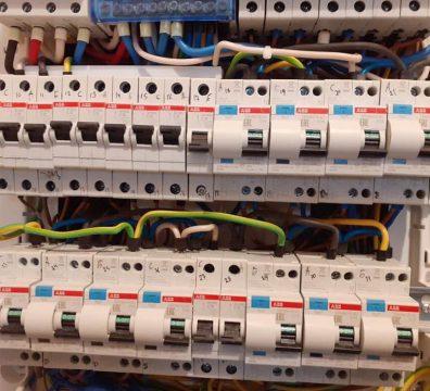 Электрика в доме - щит