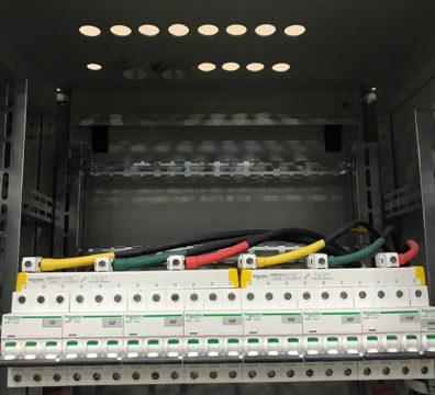 Электрика в офисе - оборудование ВРУ