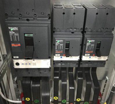 Электрика в офисе - ВРУ