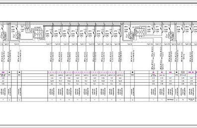 Пример проекта электрики Торгового Комплекса Барвиха - лист 04