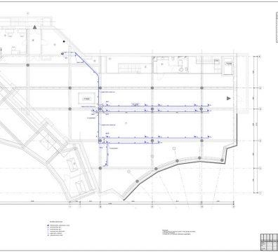Пример проекта электрики Торгового Комплекса Барвиха - лист 27
