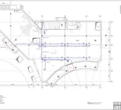Пример проекта электрики Торгового Комплекса Барвиха - лист 28