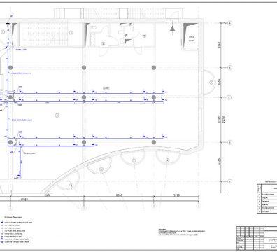 Пример проекта электрики Торгового Комплекса Барвиха - лист 29