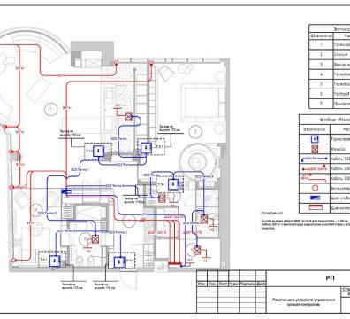 Пример проекта умный дом - лист 09