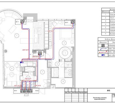 Пример проекта умный дом - лист 11