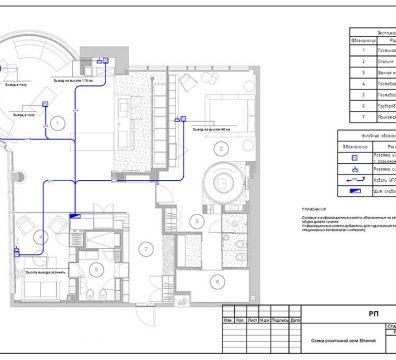 Пример проекта умный дом - лист 14