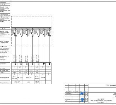 Пример проектирования электроснабжения в офисе - лист 15