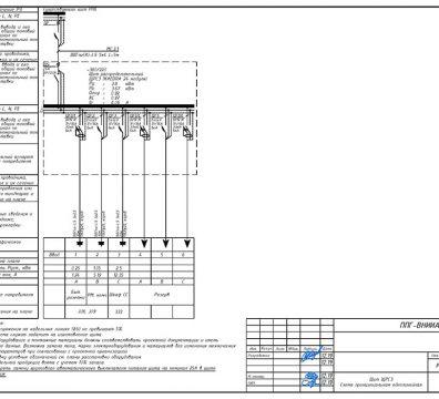 Пример проектирования электроснабжения в офисе - лист 16