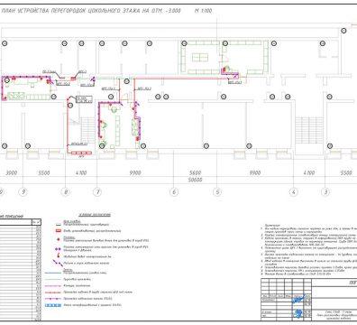 Пример проектирования электроснабжения в офисе - лист 27