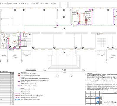 Пример проектирования электроснабжения в офисе - лист 28