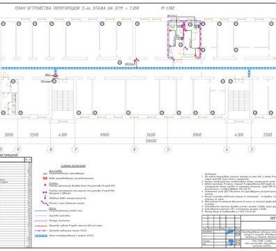 Пример проектирования электроснабжения в офисе - лист 30