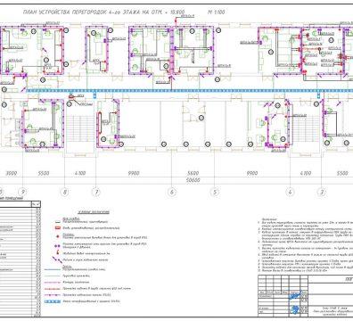 Пример проектирования электроснабжения в офисе - лист 31