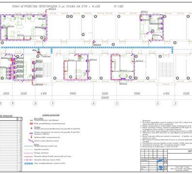 Пример проектирования электроснабжения в офисе - лист 32