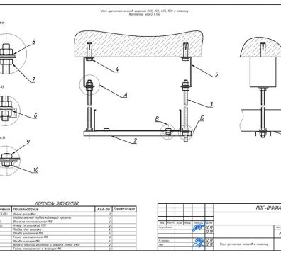 Пример проектирования электроснабжения в офисе - лист 34